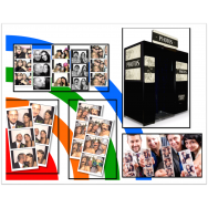 Portable Photo Booth Kiosk