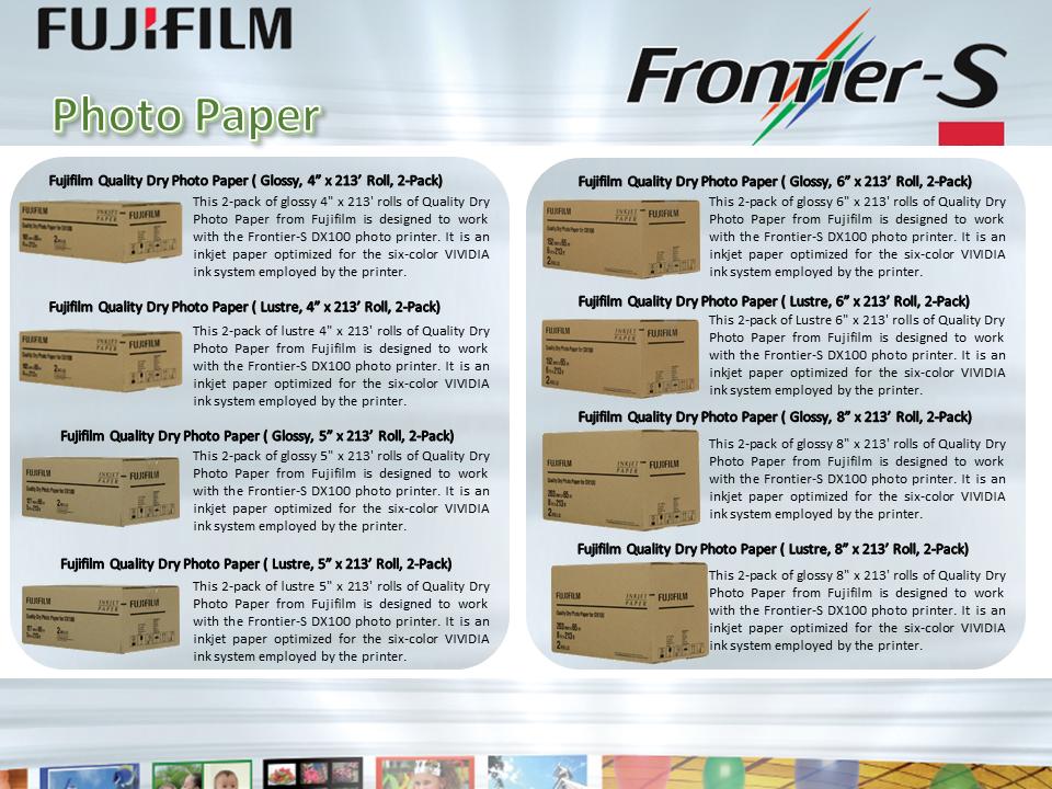 Fuji Frontier Portable Minilab