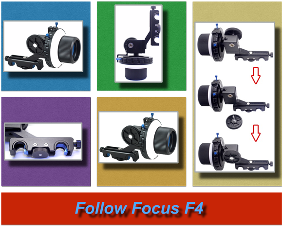 Follow Focus F4