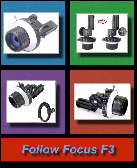 follow Focus F3