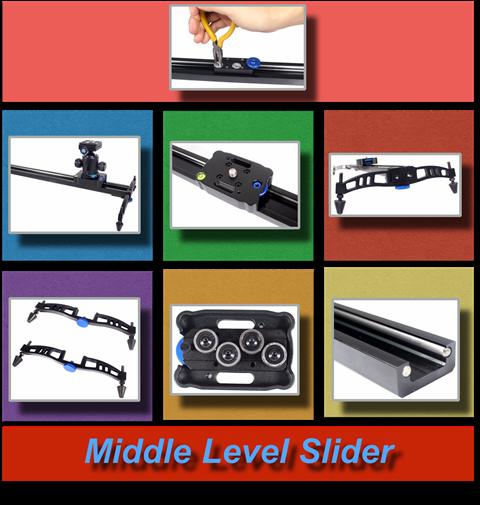 Middle Level Slider