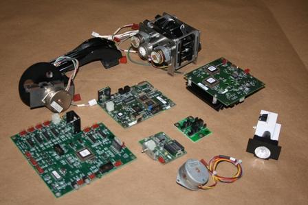 Mini photo lab parts