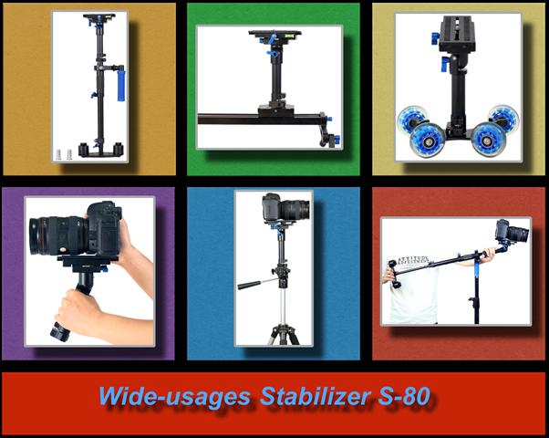 Wide-usages Stabilizer S-80