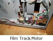 Film track motor