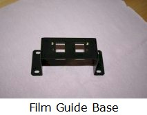 Film guide base