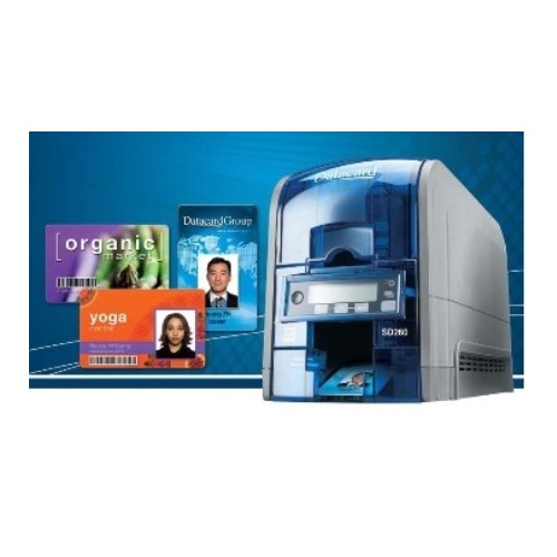 Photo ID Card System