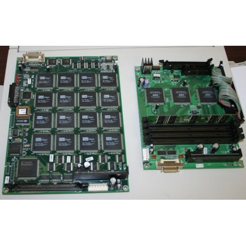NORITSU 3011 IMAGE PROCESSING PCB