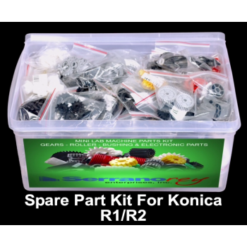 Spare Part Kit for Konica R1/R2