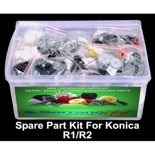 Kit de Partes para Konica R1/R2