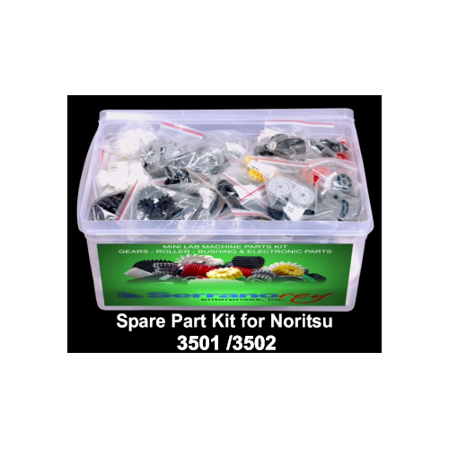 Spare Part Kit for Noritsu 3501 / 3502