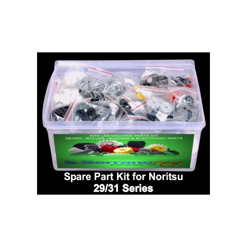 Spare Part Kit For Noritsu 2901