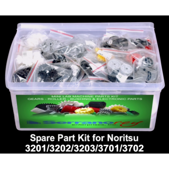 Spare Part Kit for Noritsu 3201/2/3/3701/3702