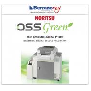 NORITSU QSS GREEN DRY LAB