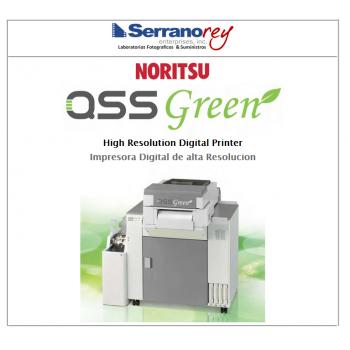 LABORATORIO SECO NORITSU QSS GREEN