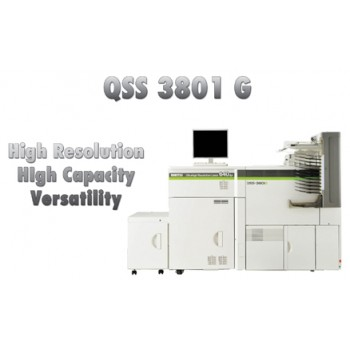 NORITSU QSS 3801G DIGITAL PRINTER