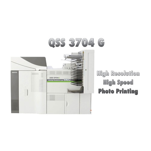 NORITSU 3704G DIGITAL PRINTER
