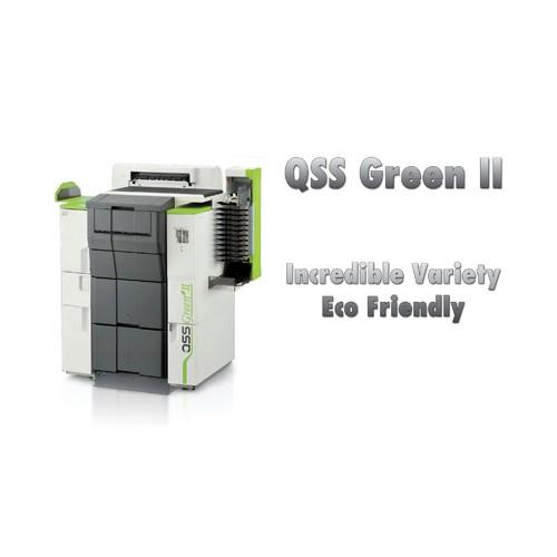 QSS Green II Duplex Inkjet System