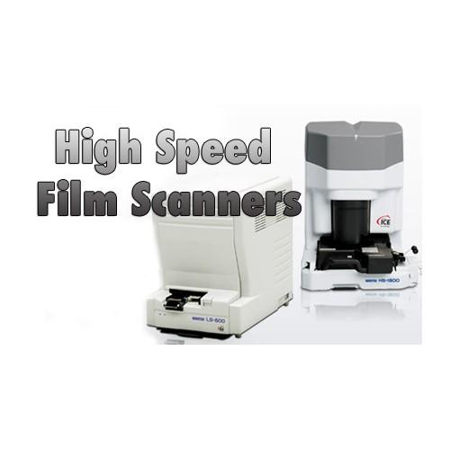 LS-600 Film Scanner