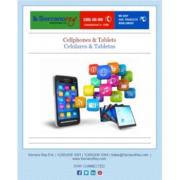 UNLOCKED CELLPHONES & TABLETS