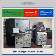 HP INDIGO PRESS 3050
