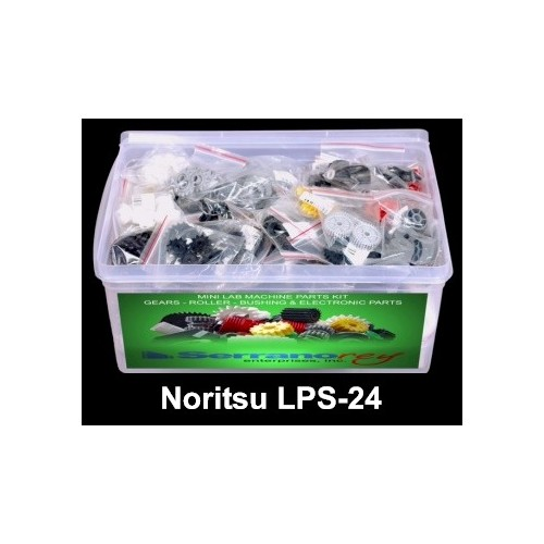 SPARE PARTS KIT FOR NORITSU LPS-24
