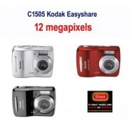 KODAK EASYSHARE C1505 CAMERA