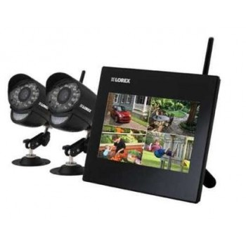 Wireless Video Monitor System - Kit No. 3