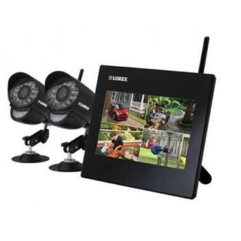 Sistema de Video Monitor Inalambrico - Kit No. 3