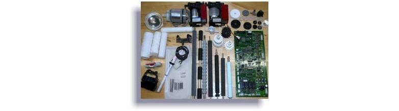 Partes para Minilabs