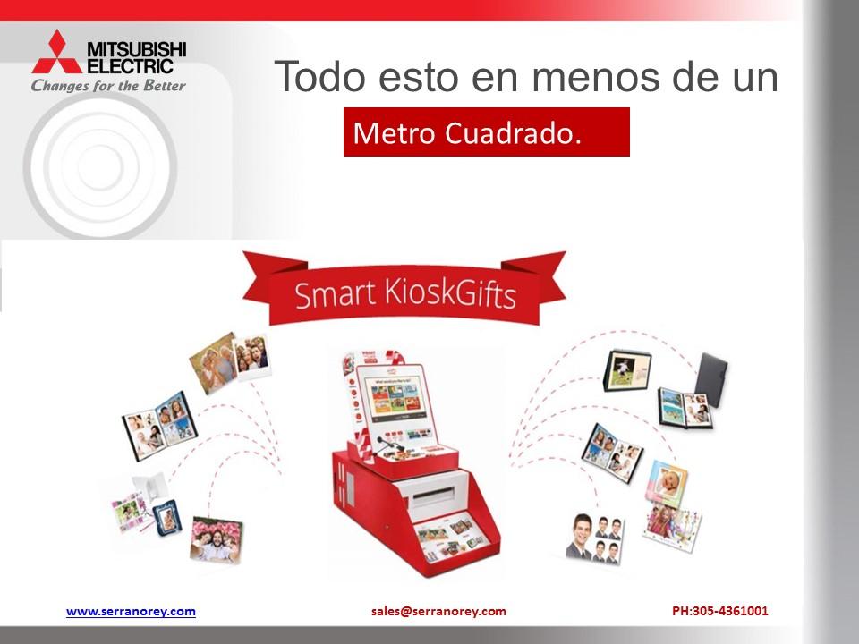 Mitsubishi Smart Kiosk